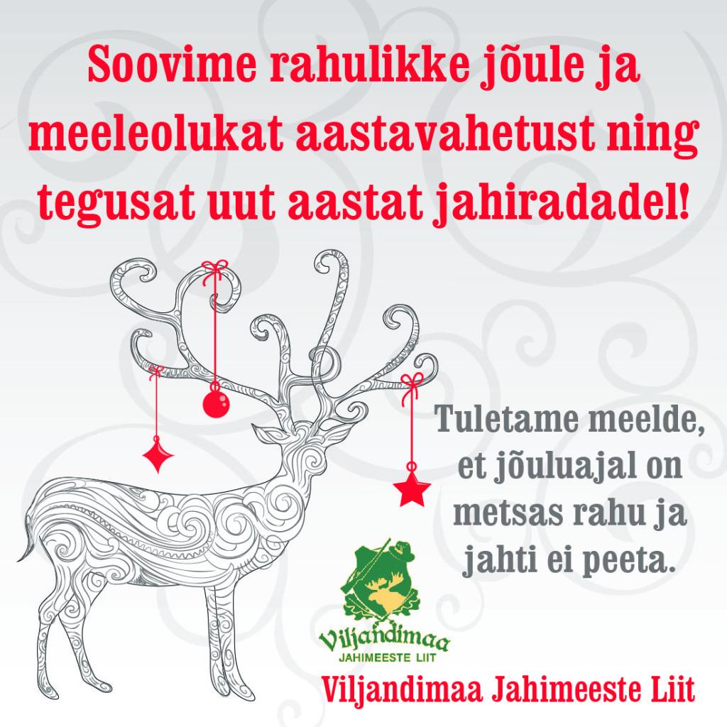 Viljandimaa Jahimeeste Liit 4m 93x93 joul-01-1